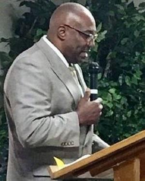 Pastor Degrando Franks